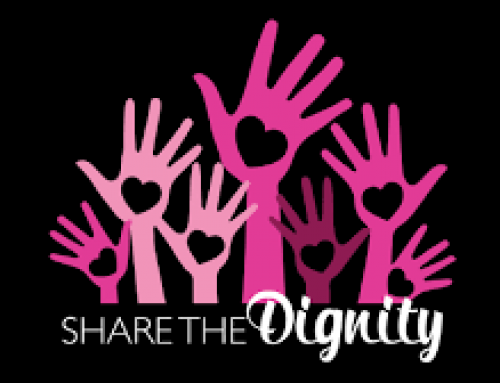 Share the dignity All Fired Up